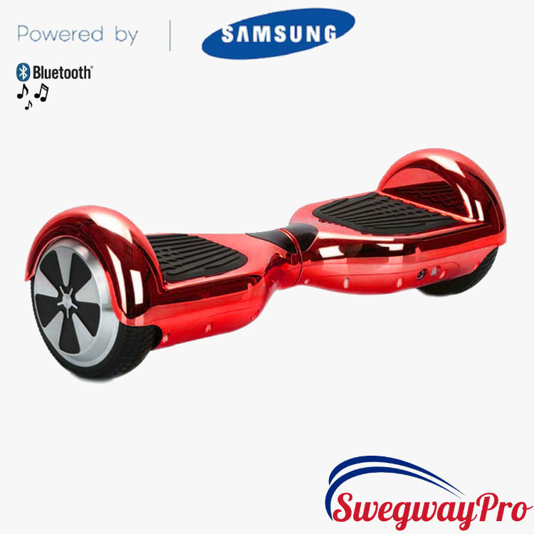 CHROME SWEGWAY HOVERBOARDS