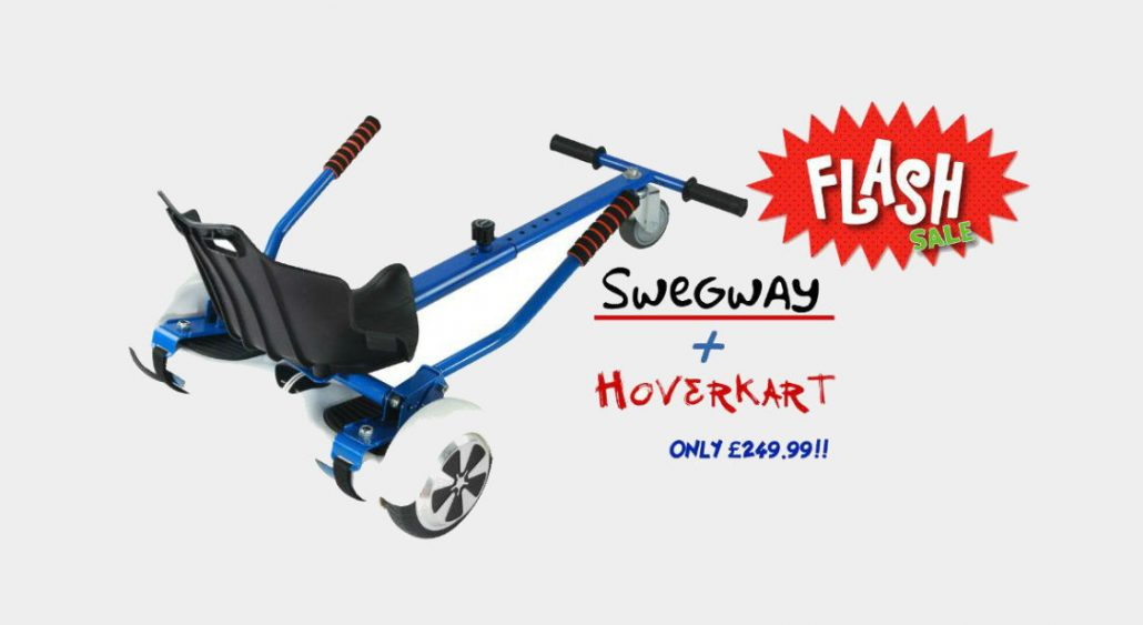 UK Swegway and Kart Deal Hoverboard Sale
