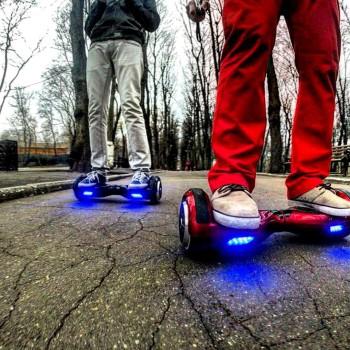 UK Hoverboard News