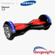 BLACK Bluetooth LED 8 inch Hoverboards Sale