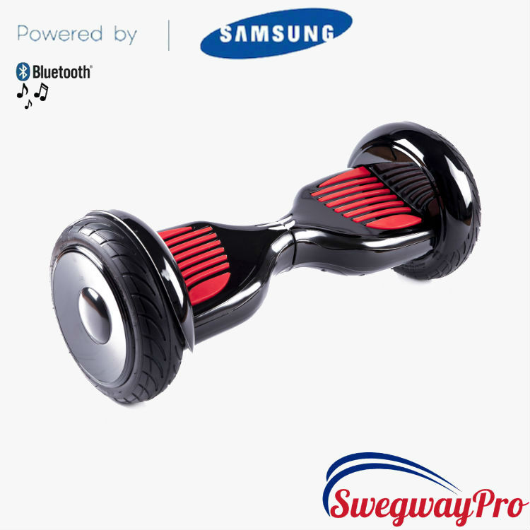 BLACK Mammoth Swegway Hoverboard Sale UK