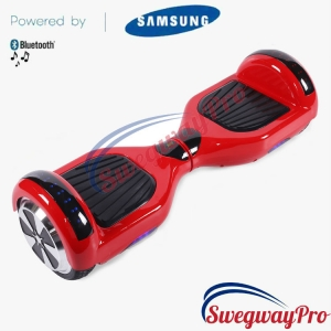 RED Disco Hoverboard Sale UK M1X