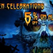 UK Swegways Halloween Deals