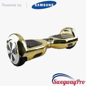 Chrome Swegways for sale UK Gold Hoverboard