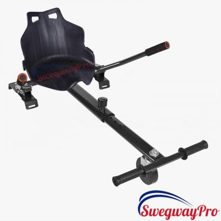 Black Hoverkart Hoverboards UK