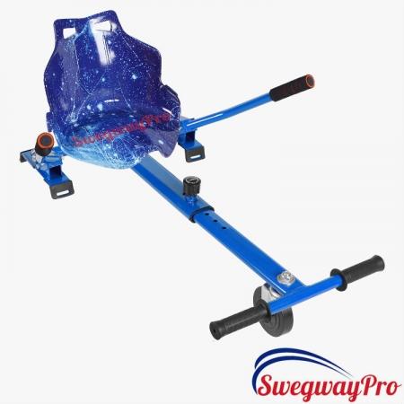 Blue Galaxy Hoverkart Hoverboards UK