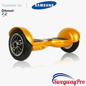 "GOLD Mammoth 10"" inch Hoverboards for sale"