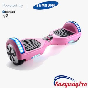 PINK Bluetooth LED Hoverboards for Sale UK