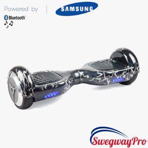 Lightning Design Bluetooth Hoverboard