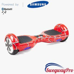 Spiderman Design Bluetooth Hoverboard