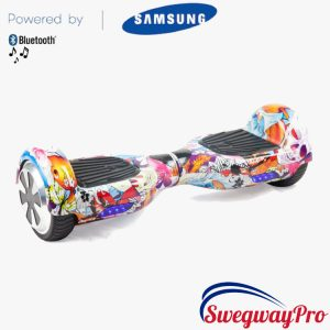Tattoo Design Bluetooth Hoverboard