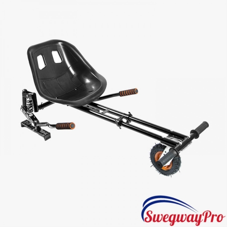Black Monster Suspension Hoverkart Sale