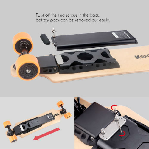 Electric Longboard & e-Skateboard For Sale UK