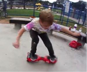 Easy Hoverboard Trick Videos Ideas