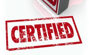 Certifications for UK Swegway & Hoverboard Safety