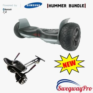 8 inch Hummer All-Terrain Hoverboard Swegway Sale