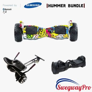 Off-Road Hummer Swegway Kart Sale UK