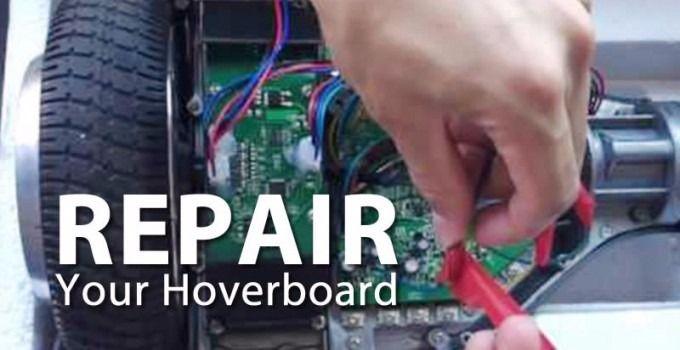 UK Hoverboard & Swegway Repair Service