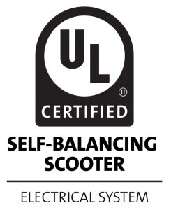 UL Certified safe Swegway and Hoverboard