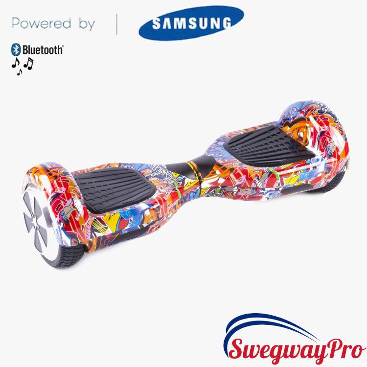 GRAFFITI Swegway Hoverboard Sale UK