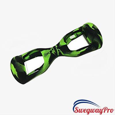 Green Camo Silicon Skin Case Hoverboard