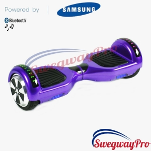 Hoverboard for Sale UK M1X purple Disco Swegway