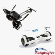 PREMIUM UK Swegway Kart Bundle, Hoverboard UK