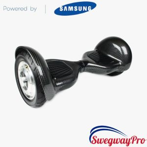 Classic BLACK Carbon 10 inch Hoverboard Sale
