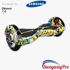 GRAFFITI 8 inch Hoverboards Swegway Sale UK