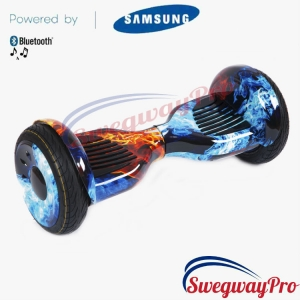 Hoverboard Sale UK X10 Mammoth Flame