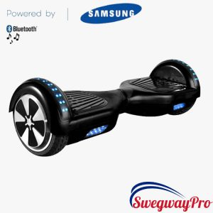 Matte-Black Hoverboard for Sale