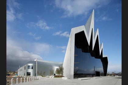 Riverside Museum, Hoverboards for sale Glasgow