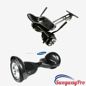 CARBON Classic Mammoth Hoverkart Hoverboard Bundle SALE
