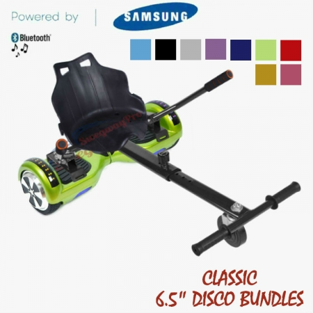 CLASSIC DISCO HOVERBOARD UK BUNDLES
