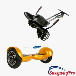 GOLD Classic Mammoth Hoverkart Hoverboard Bundle SALE