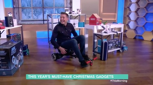 Hoverkart Must Have Christmas Gadgets 2017