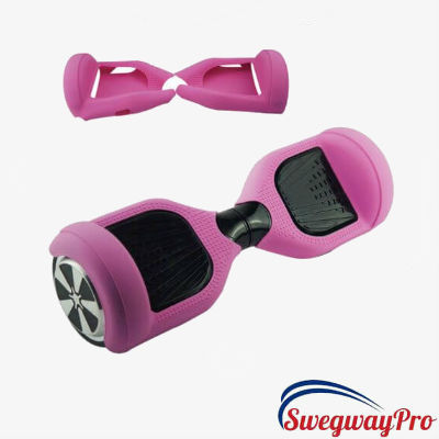 Pink Silicon Skin Case Hoverboard