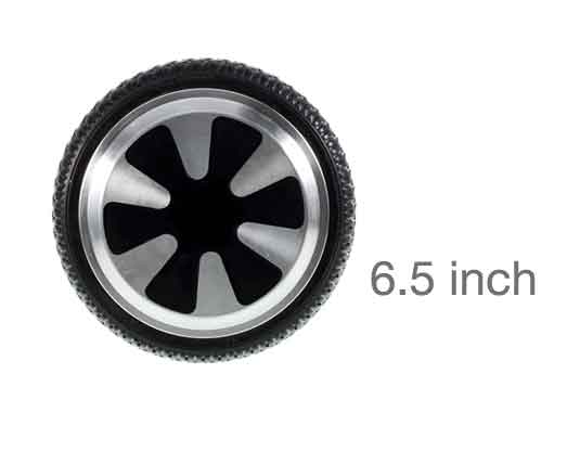 6.5 inch Hoverboards sale difference