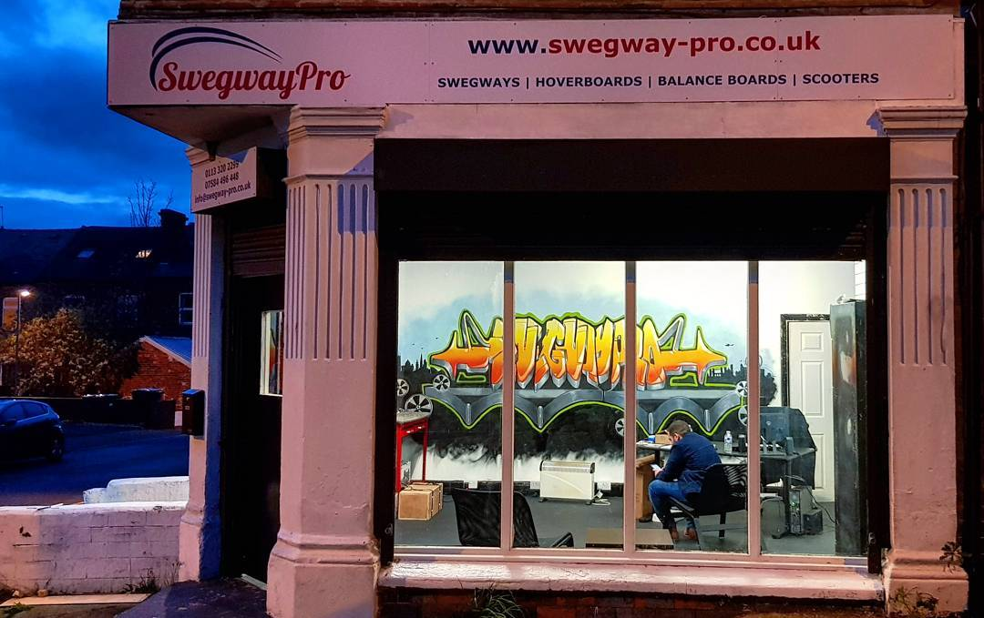 HOVERBOARD SHOP UK SWEGWAYS