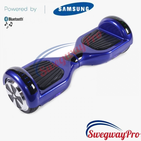 BLUE Disco Hoverboard Sale UK M1X