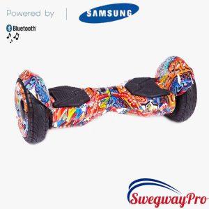 Hip-Hop 10 inch Hoverboard Swegway Sale UK