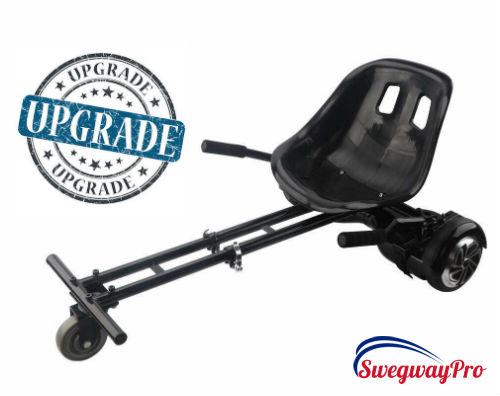 Hoverboard Swegway Sale UK Premium Hoverkart Upgrade Deal