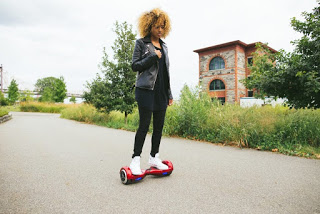 Hoverboards age-gap Swegways become UK for all ages