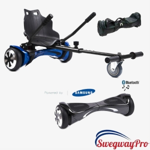 CARBON Phoenix HX Hoverboard UK Swegway and Kart Sale