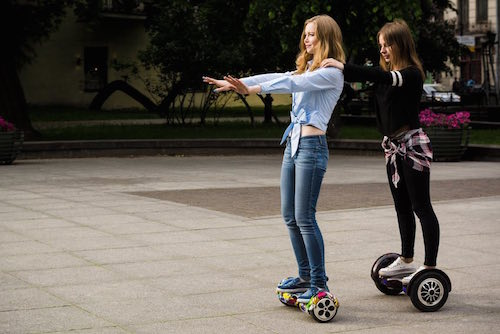 Best Hoverboards UK 2018