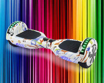 Hoverboard with Bluetooth and Lights