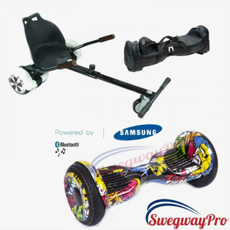 Hoverboard Bundle Mammoth Graffiti UK Sale