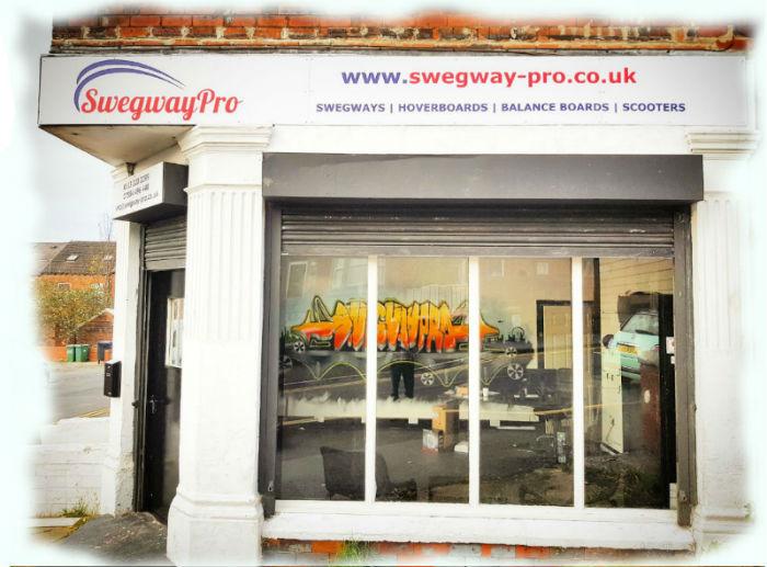 Hoverboard Sales Repairs UK Swegway Shop
