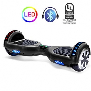 Shop Hoverboard with Bluetooth and Lights for Sale