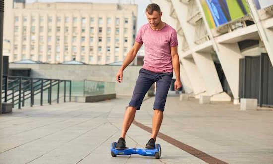 Where do HOVERBOARDS come from?